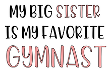 My favorite gymnast
