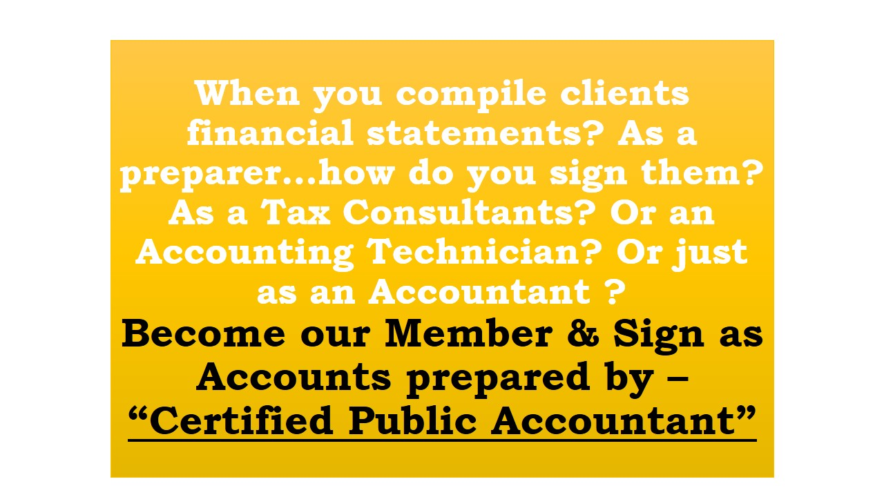 Sign as CPA !