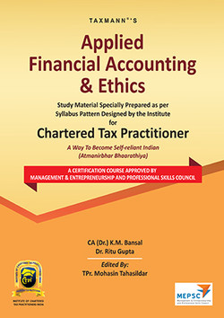 Applied Financial Accounting & Ethics