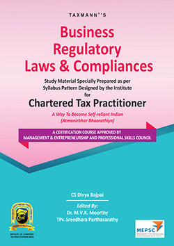Business Regulatory Laws & Compliances
