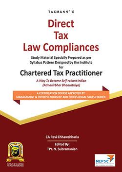 Direct Tax Law Compliances
