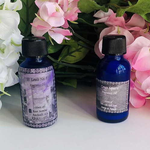 New Orleans Scented Body Oils 1oz