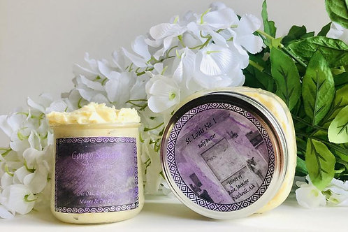 New Orleans Scented Body Butter