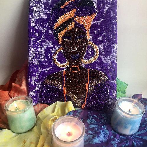 Black Grrrl Magick Dream/Ritual/Spell/Prayer Journal