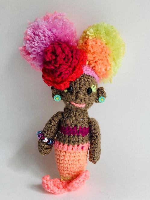 Litte Mermaid In My Image 10 Inch Doll