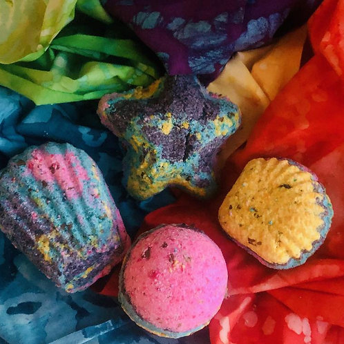 Ritual Bath Bombs~ Customized to your Spiritual needs!