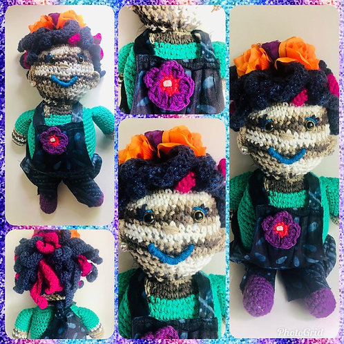 Custom Amigurumi Dolls To Resemble You or Your Loved Ones
