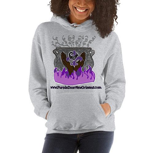 Sankofa Cauldron Hoodie