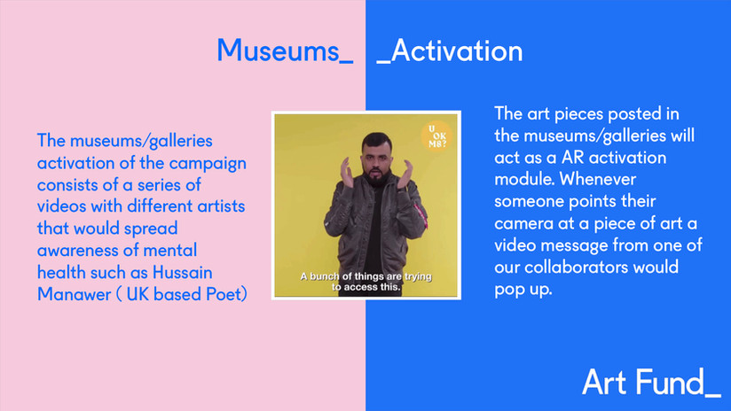 Museum Activation