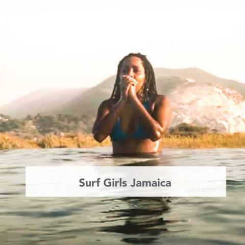 Surf Girls Jamaica