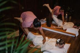 Tradycyjny masaż tajski