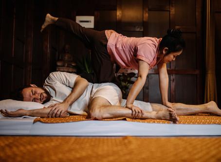 Masaż tajski na liście UNESCO