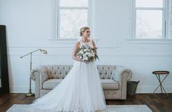 Modern bride in Savannah,GA