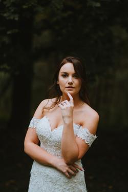 Romantic Bridal photos in Savannah,GA