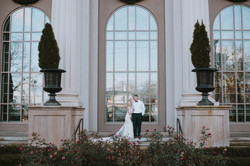 Grand wedding in Savannah, GA