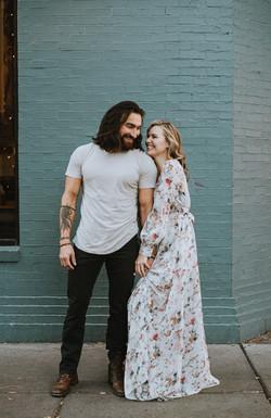 In love couple in Savannah, GA