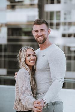 Engagement photos in Savannah,GA