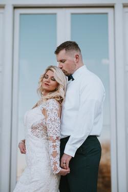 Intimate wedding photos in Savannah,GA.