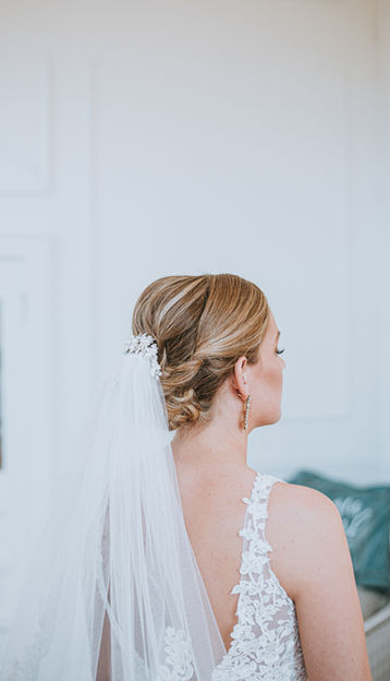 Wedding Bride in Savannah, GA