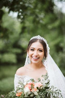 Latin bride in Savannah,GA.
