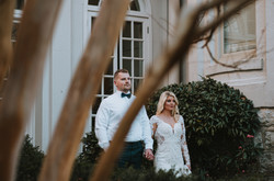 Mansion wedding in Savannah,GA.