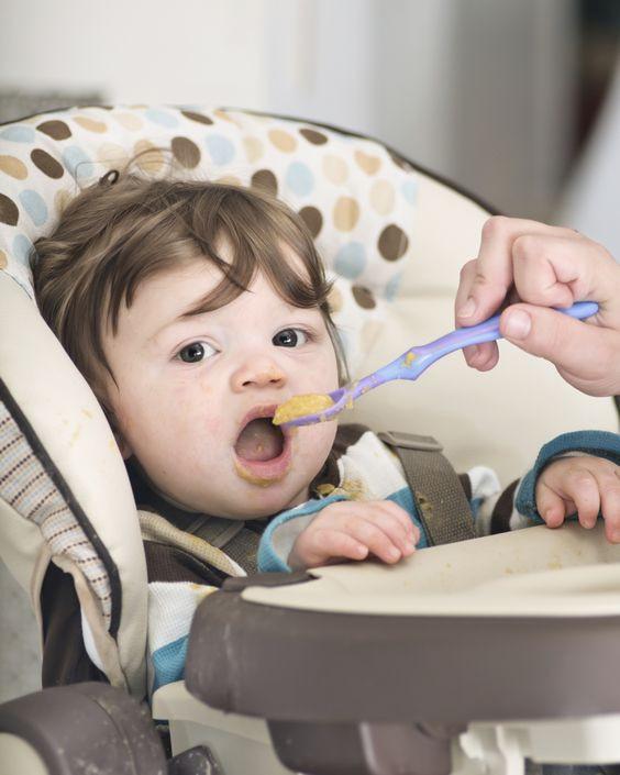 Alimentação e Hidratação do Bebê