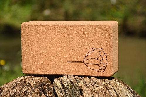 Cork Yoga Block (pack of 2)