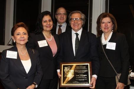 Latin American Leadership Award