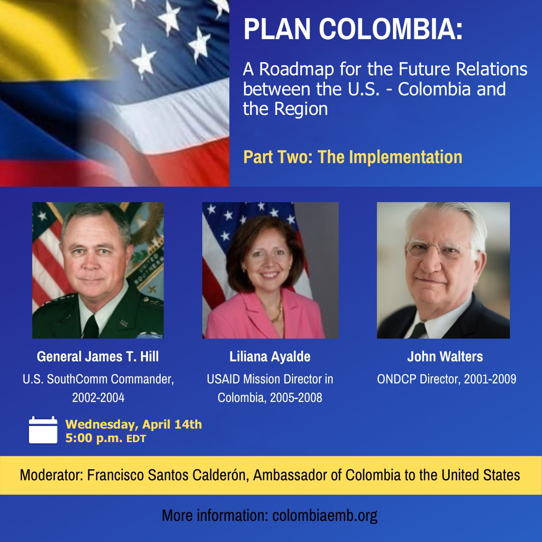 Plan Colombia Session two
