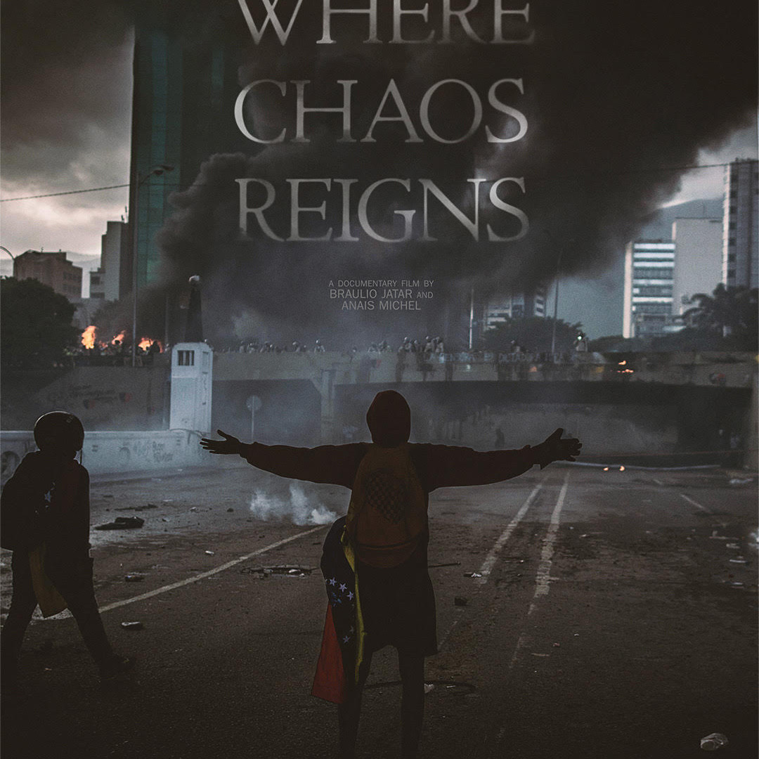 """Where Chaos Reigns"" by Braulio Jatar and Anais Michel"