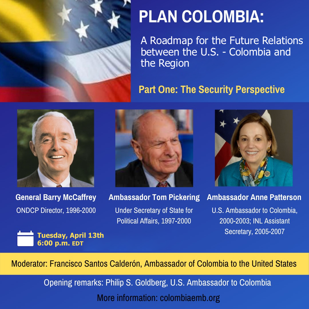 Plan Colombia Session One