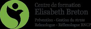 Centre de formation Elisabeth Breton. Prévention, gestion du stress, Réflexologue RNCP
