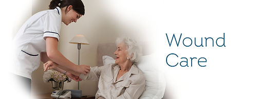 Wound Care at home