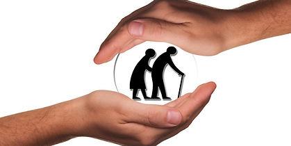 خدمات رعاية كبار السن في المنزل