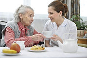 Nutrition homecare (Feeding homecare) in Dubai