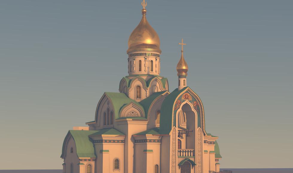 Храм Св. Луки  АЛЬБОМ для 19 архк. 9.07.