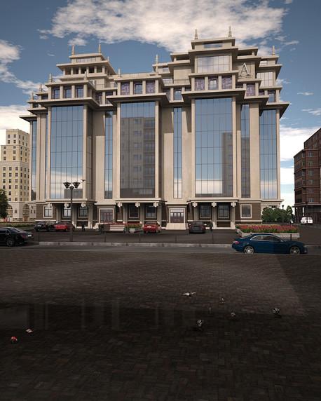 ZP Газпромнефть Профсоюзная 125 Б Ф 21-1