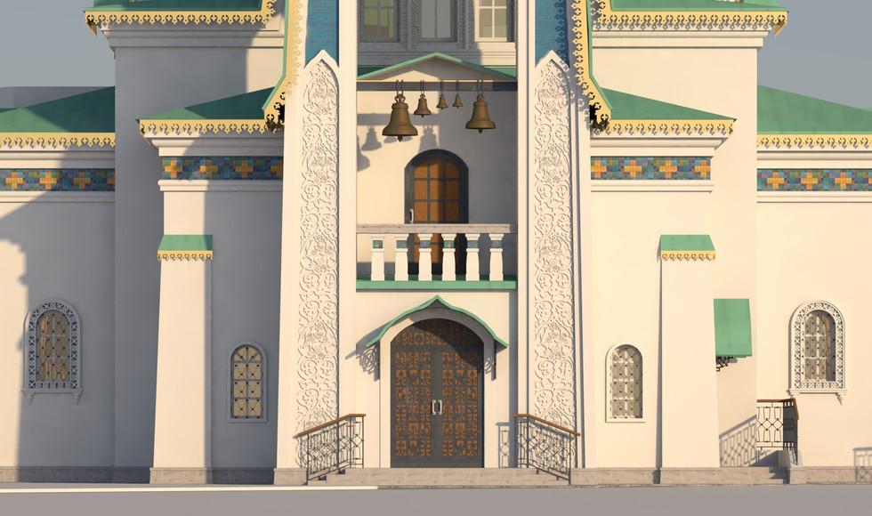 Храм Св. Луки  АЛЬБОМ для 19 архк. 9.07#