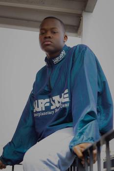 Bryce in Blue Jacket