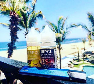 The perfect duo of tropical 100 and the