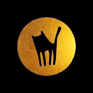 Cat logo gold circle_01.png