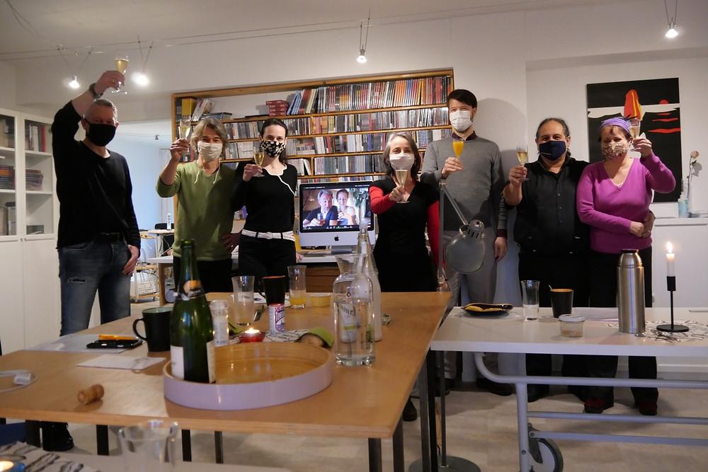 Gründung des Tangovereins proTANGO am 08. Januar 2021 in Bielefeld