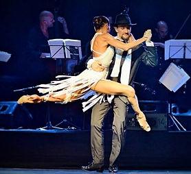 Open Air Tango Gala und Milonga in Potsdam