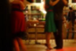Kolumne von Lea Martin über die Tangoszene in Berlin