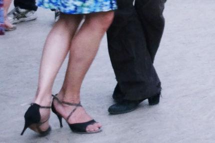 Kolumne Tango und kein Ende