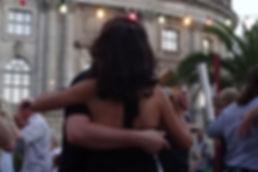Tangokolumne Liebe oder Tango von Lea Martin aus Berlin