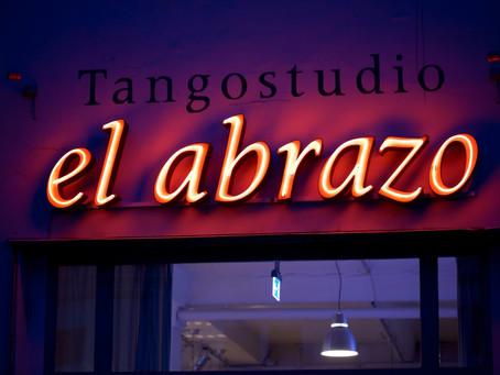 Logbuch: Tangostudio el abrazo
