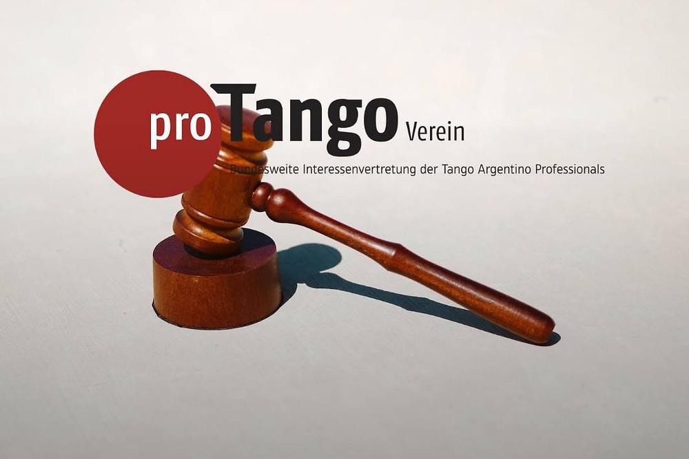 Der bundesweite Tangoverein proTANGO wurde gegründet. Jetzt Mitglied werden!!