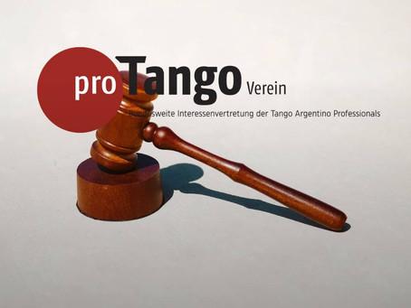 Gemeinsam aus der Krise - für die Zukunft des Tangos!