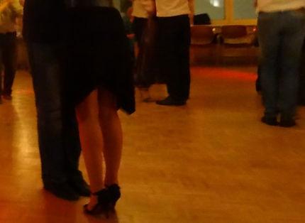 Kolumne: Leistungsanspruch beim Tango Argentino tanzen